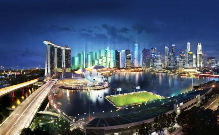 Singapura – Melorot Hingga 50 persen