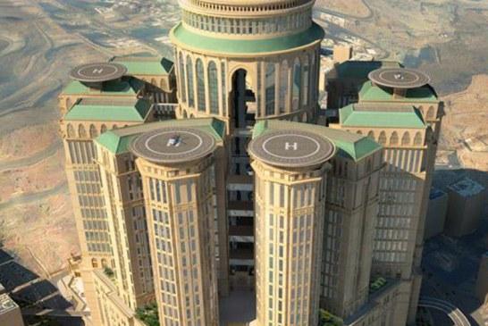 10.000 kamar 70 resto Abraj Kudai
