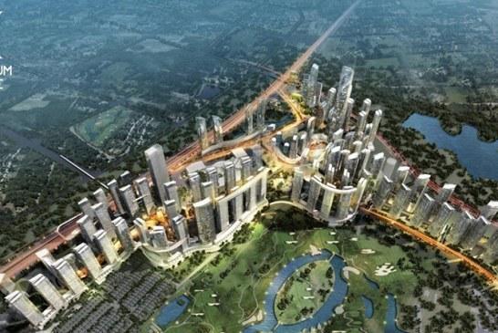 Global Smart City Konsep Proyek Investasi 200 Triliun