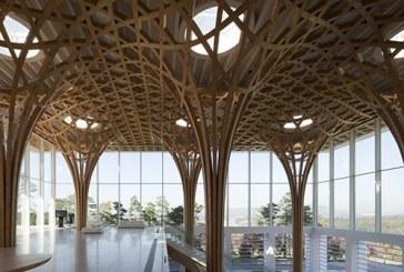 Bangunan-Bangunan Berbahan Kertas