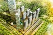 MEISTERSTADT : 11 Tower Pengubah Cakrawala Kota Batam