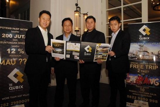 Bidik Pasar Premium, Tawarkan Villa Seluas Dua Hektar di Bandung