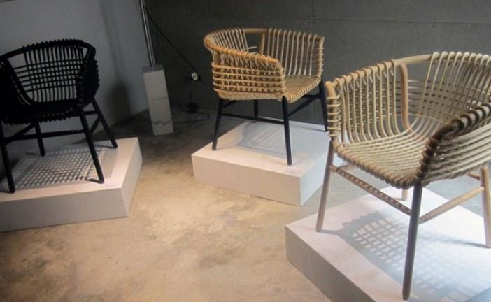 Lukis Chair, Rotan yang Mendunia