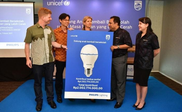 Philips Lighting Ajak Anak Indonesia Raih Masa Depan yang Lebih Baik