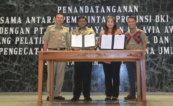 """""""Warna-Warni untuk Jakarta"""" Cara Avian Brands Dukung Program Bedah Rumah"""