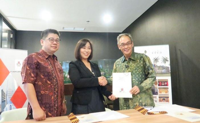 CREA Tunjuk JAKARTA LAND Sebagai Building Management
