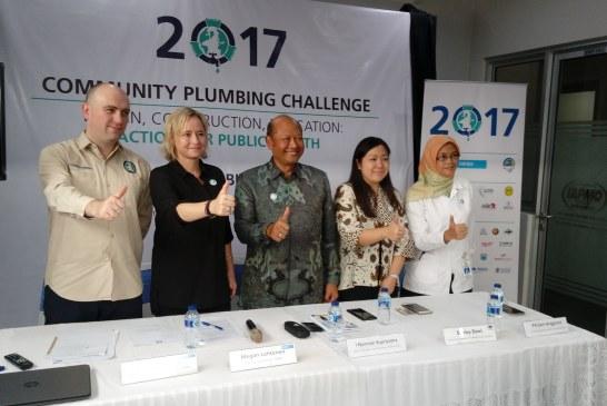 IAPMO Gelar Aktifitas Renovasi Toilet Sekolah