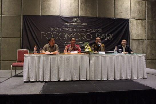 Podomoro Park Laris Manis di Bandung