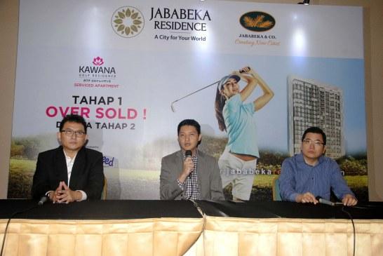 Tahap I Oversold, Jababeka Segera Buka Penjualan Kawana Golf Residence Tahap II