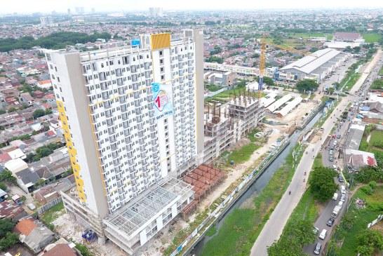 Tower Paris Apartemen Metropolitan Park Sudah Bisa Dihuni!