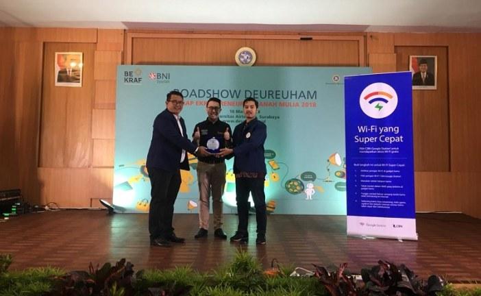 Ketersediaan WiFi Publik Google Station untuk Generasi Milenial di Universitas Airlangga