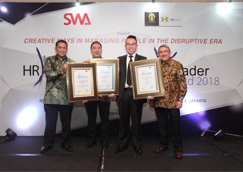 FiberStar - SWA HR Excellence Award 2018