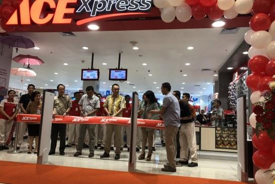Pertama di Indonesia! Ace Xpress Hadir di TangCity Mal