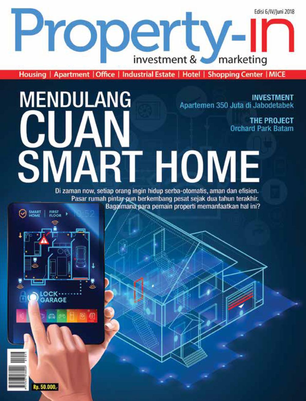 majalah property-in Mei 2018