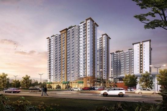 PROJEK dan 6 Master Franchise Pasarkan JP Apartement