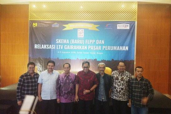 Porsi Pendanaan FLPP Turun Mulai 20 Agustus 2018