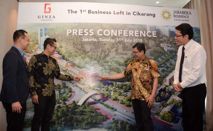Business Loft Pertama Hadir di Kota Jababeka