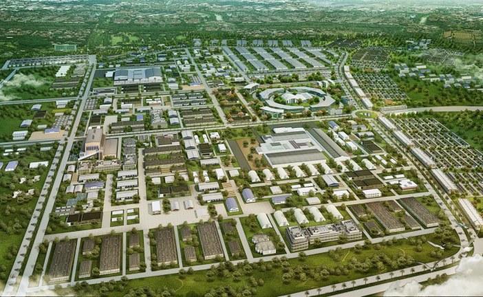 Hadir dengan Standar Tertinggi, Kawasan ModernCikande Bangun Modern Halal Valley Seluas 500 Hektar