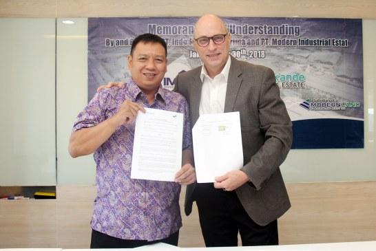 Beli Lahan di Kawasan Industri ModernCikande, PT Indo Mineralita Prima Bangun Smelter 10 Hektare