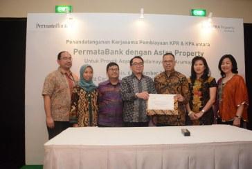 PermataBank dan Astra Land Indonesia Jalin Sinergi