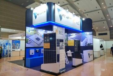 ATW SOLAR Hadir di Pameran Solar & Energy Storage Expo 2018