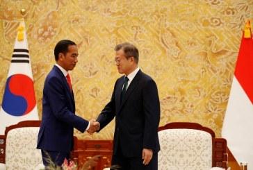 Ada Nama Vasanta Innopark di Kantong Jokowi Paska Kunjungan ke Korea