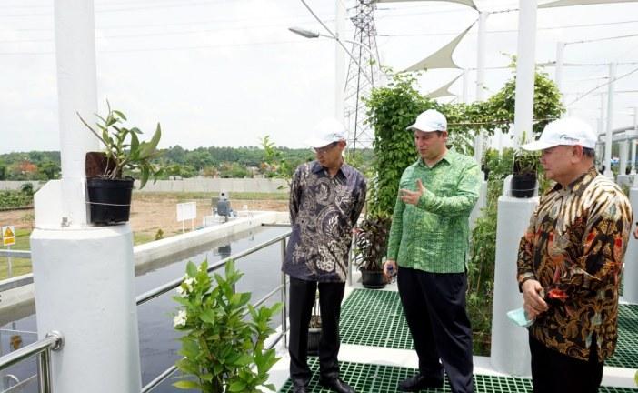 Pertama di Indonesia, Kawasan Industri Suryacipta Karawang Resmikan Teknologi Pengolahan Limbah Modern