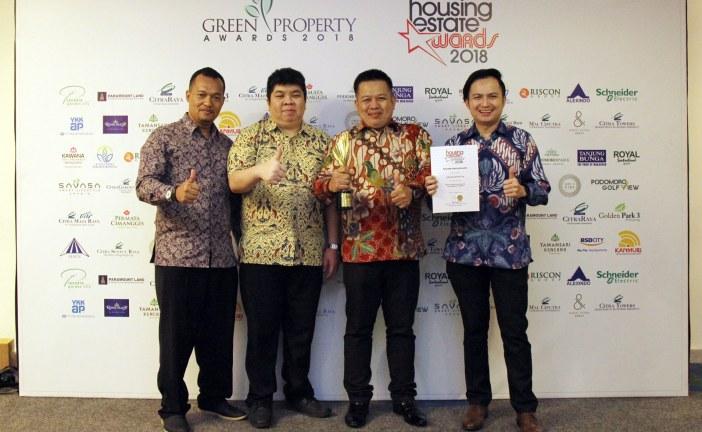 Jakarta Garden City Dinobatkan Sebagai Perumahan Terfavorit di Jakarta