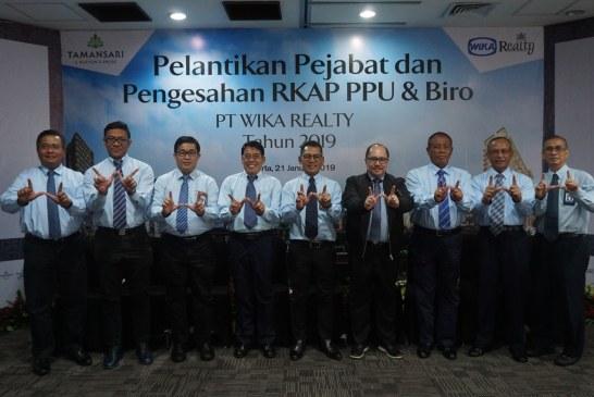 Sambut 2019, Wika Realty Bidik Marketing Sales Rp3,1 Triliun