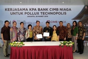 Permudah Customer, Pollux Technopolis Tawarkan Bunga KPA 6,5%