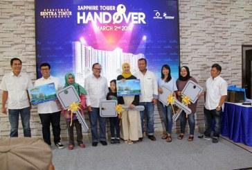 Selalu Hand Over Tepat Waktu, Sentra Timur Residence Siap Luncurkan Tower Baru