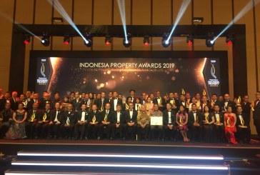 Intiland Kembali Raih Gelar Penghargaan Pengembang Terbaik di Ajang Indonesia Property Awards 2019