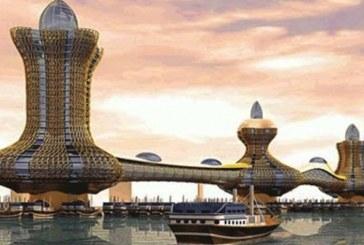Genjot Pariwisata dengan Aladdin City