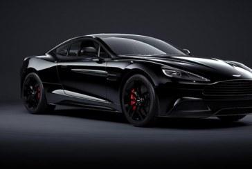 Aston Martin Vanquish Mister Bond