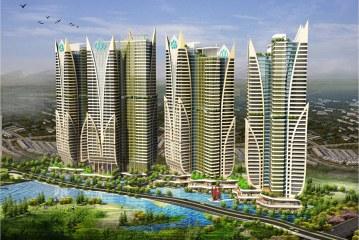 Kota Masa Depan di Tengah Telaga