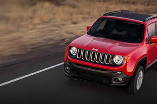Sensasional Bagi Pengendara Jeep Renegade