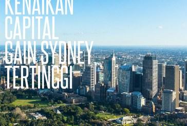 AUSTRALIA: Kenaikan Capital Gain Sydney Tertinggi