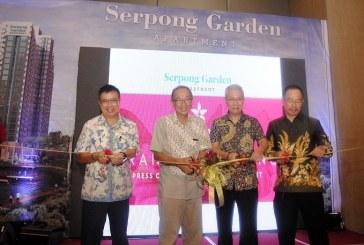 Tower Pertama Serpong Garden Sold Out 100% Saat Grand Launching