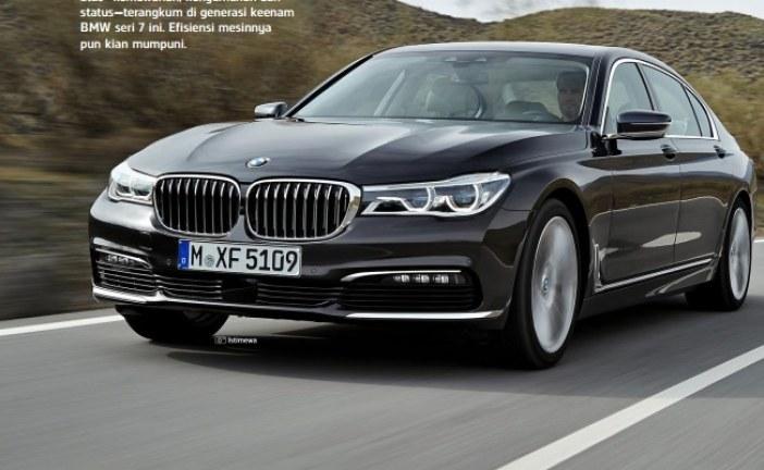 BMW 730Li, Driving Luxury yang Efisien