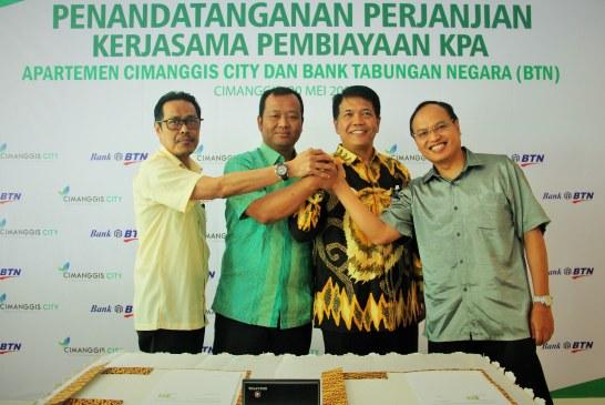 Apartemen Cimanggis City Laris Manis di Hari Pertama Penjualan Perdana