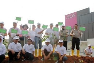 AEON MALL Jakarta Garden City Semakin Hijau