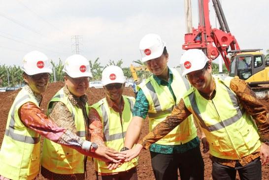 Adhi Karya Mulai Pembangunan LRT City di Sentul