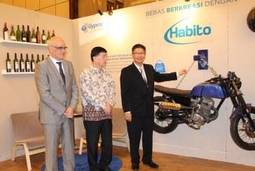 SGCPI Luncurkan Gyproc Habito, Inovasi Dinding Terkuat
