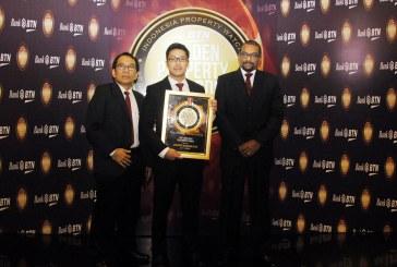 "Jakarta Garden City Sabet Penghargaan ""Large Scale Development"""
