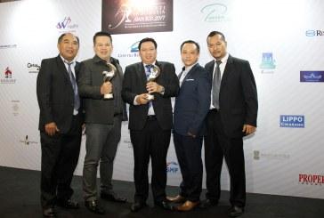 Dua Proyek Modernland Realty Sabet Penghargaan Properti Indonesia Award 2017