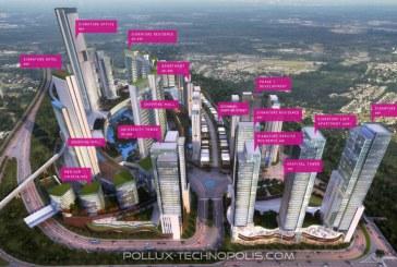 Pollux Properties Akan Luncurkan Dotonburi Shopping Street