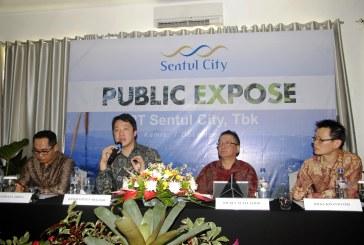 2018, PT Sentul City Tbk Targetkan Marketing Sales Rp1,5 Miliar