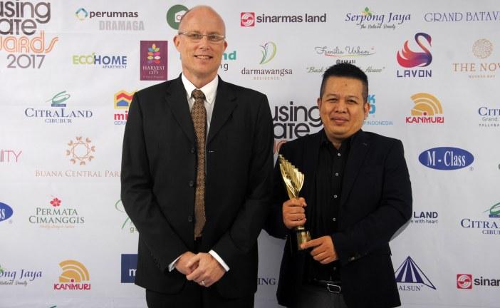 Jakarta Garden City Sabet Penghargaan HousingEstate Awards 2017