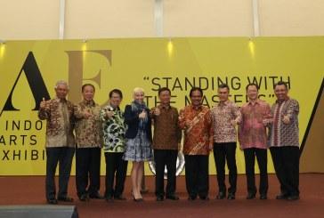 Dukung Karya Seni dan Budaya Lokal, Jababeka Gelar Indonesia Arts Exhibition