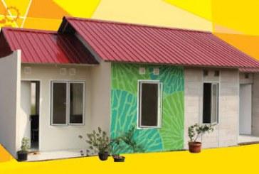 Tatalogam Kembangkan Rumah Permanen Instant Dua Lantai
